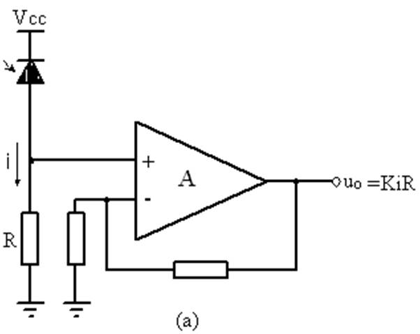 光模块的前置放大电路