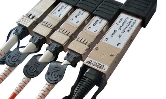 QSFP-4xSFP-AOC
